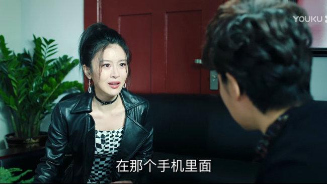 """林一霆挑战《巡回检察组》""""社会姐""""万彩媚"""