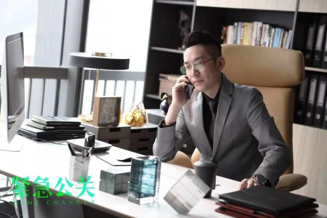 《紧急公关》双雄对决 张博黄晓明再度合作精彩对弈