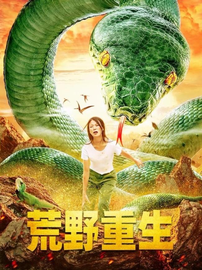 《荒野重生》定档2月10日 上演女子荒野大逃亡