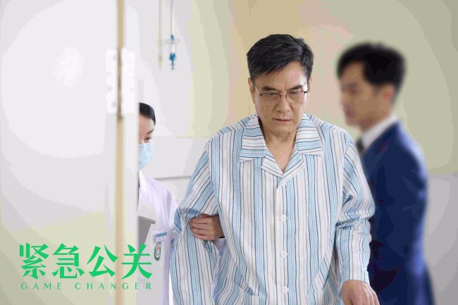 《紧急公关》收视爆红霸气收官 黄晓明直面人性寻求终极救赎
