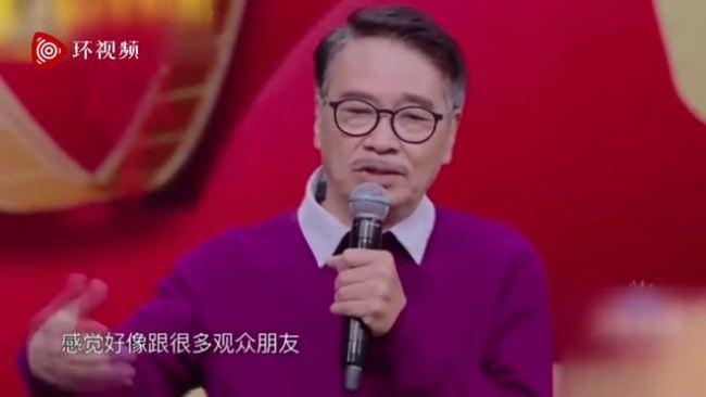 """吴孟达生前留下的最后一条微博:""""我是中国人"""""""