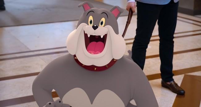 """《猫和老鼠》""""全明星集结""""版预告 汤姆杰瑞狂掀动物龙卷风"""