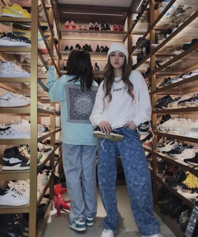 太奢侈!周扬青收藏名牌鞋 总价值可买北京一套房