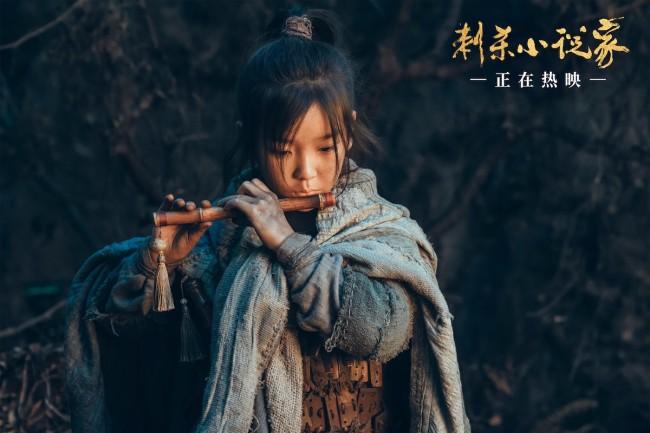 """《刺杀小说家》热映中 曝""""烛龙大战""""正片片段"""