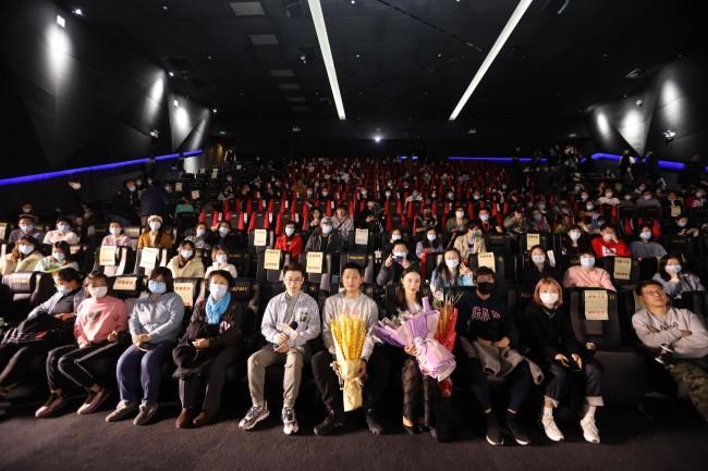 《又见奈良》首映 英泽克服语言难关演技被肯定