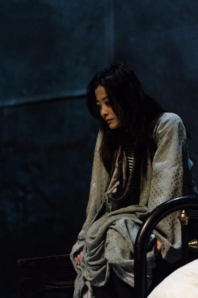 梅婷与波兰戏剧大师陆帕合作《狂人日记》首演