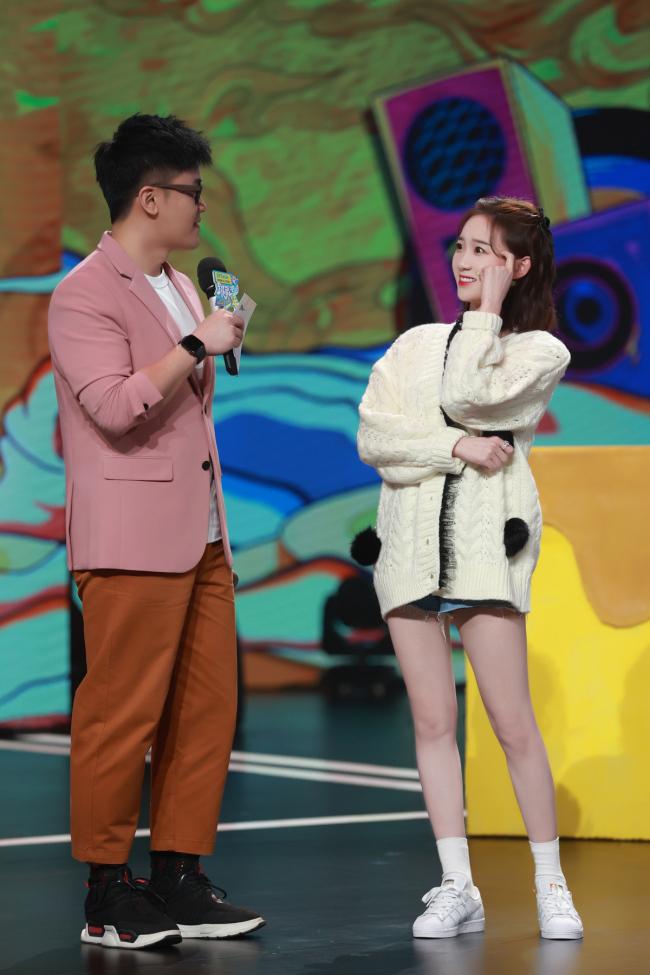 《跳舞吧!少年》李子璇舞蹈模仿猫和老鼠 顶级舞者来助阵
