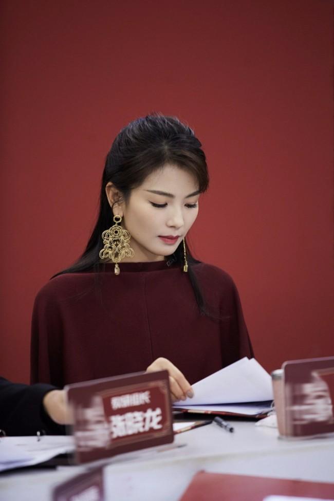《我是女演员》刘涛任教导主任犀利观点引共鸣