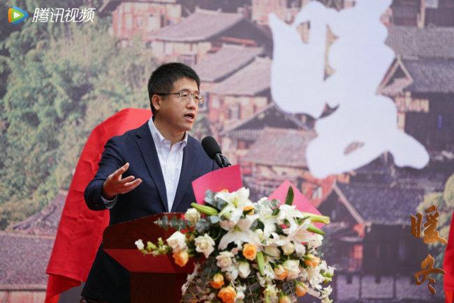 网络剧《暖冬》昨日贵州开机 唱响建党一百周年的赞歌