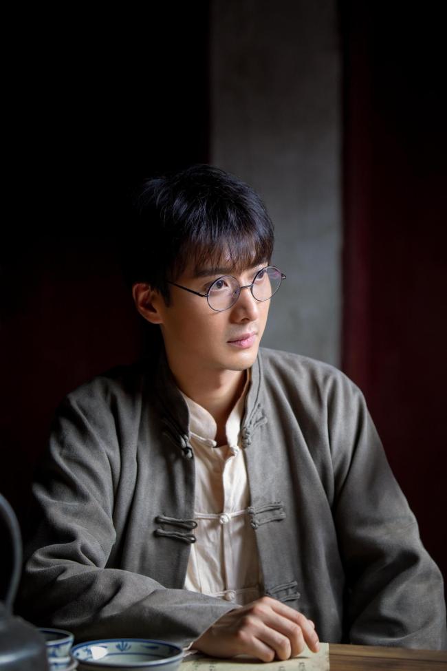 《绝密使命》上映 应昊茗挑战地下工作者新角色