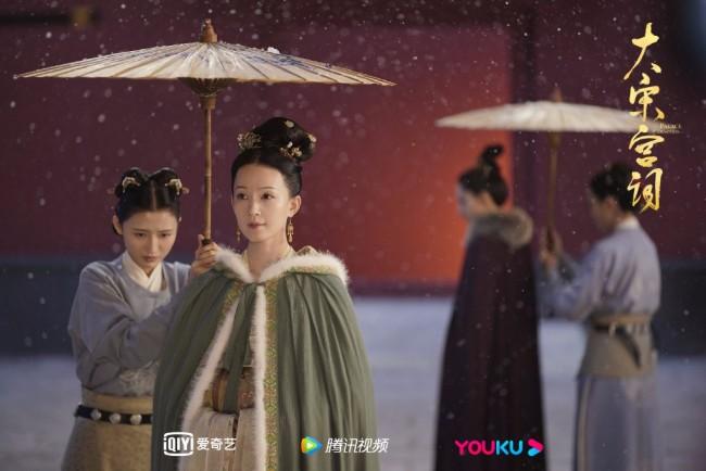 """李婉儿潘玉姝惊现杭州?《大宋宫词》一起""""穿越""""了"""