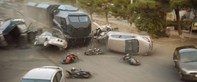 《速度与激情9》范·迪塞尔约翰·塞纳硬核肉搏