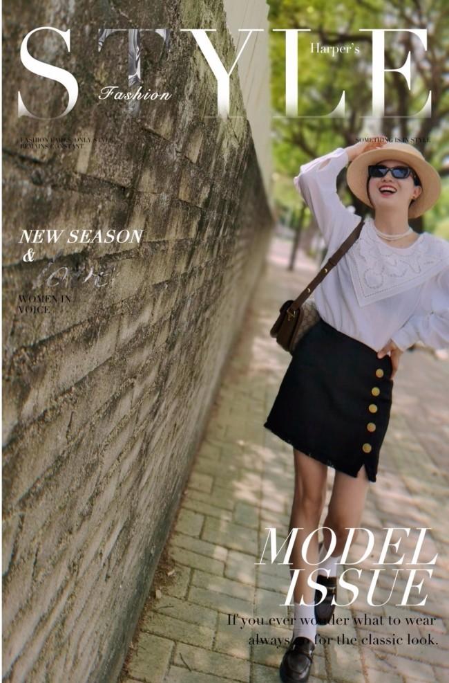刘美含引领明星新时尚 倡导女性时代美学