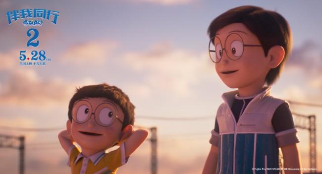 《哆啦A梦:伴我同行2》高口碑热映成合家观影首选