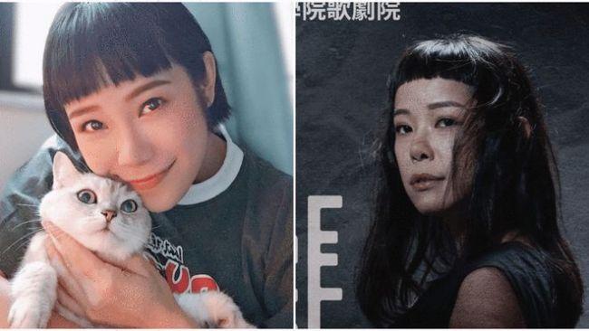 36岁香港女演员杨淇做大学保安 曾提名多项大奖