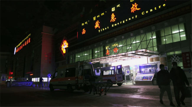 纪录片《西藏医事》 ----离天空最近的生命故事
