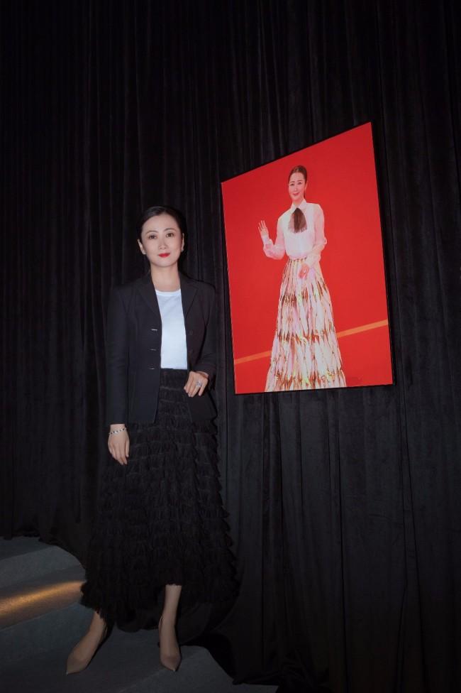 """赵涛荣获上海电影节""""年度女性电影人""""特别荣誉"""
