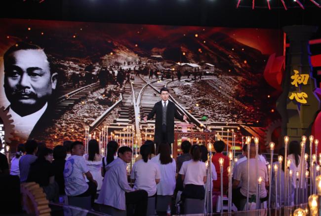 河北卫视庆祝中国共产党100周年特别节目《初心》即将燃情呈现