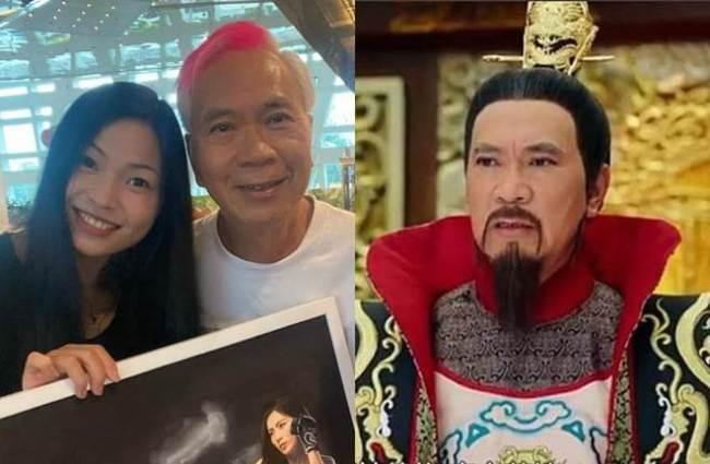 忘年恋!70岁TVB老戏骨娶30岁娇妻 去年生子未果