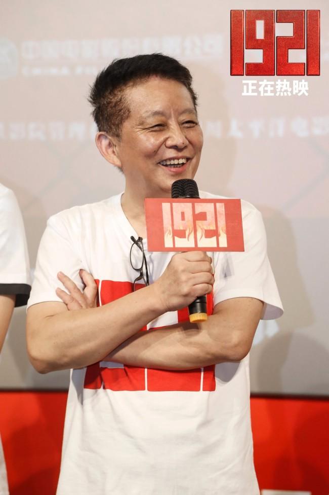 《1921》七七事变纪念日成都路演引初中生立志入党