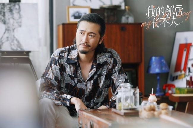 """《我的邻居长不大》周小川变身""""萌叔""""搞笑预警"""