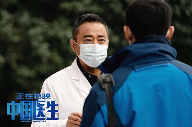 张学友献声《中国医生》片尾曲 唱响乐观与希望