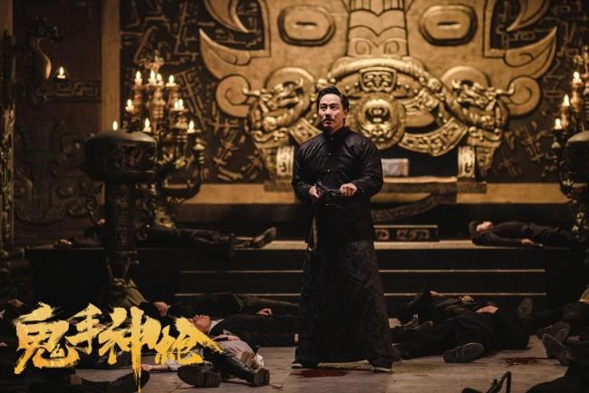 《鬼手神枪》定档7月28日 豪杰兄弟枪定胜天