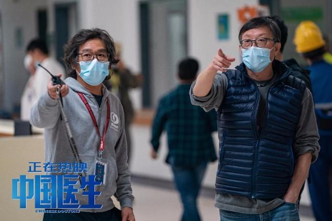 """《中国医生》票房近9亿""""这部电影拍给全世界看"""""""