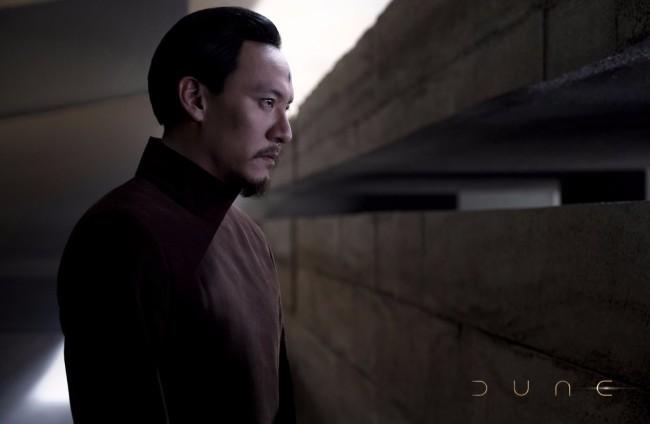 张震《沙丘》首次出演科幻大片 多面角色展张力