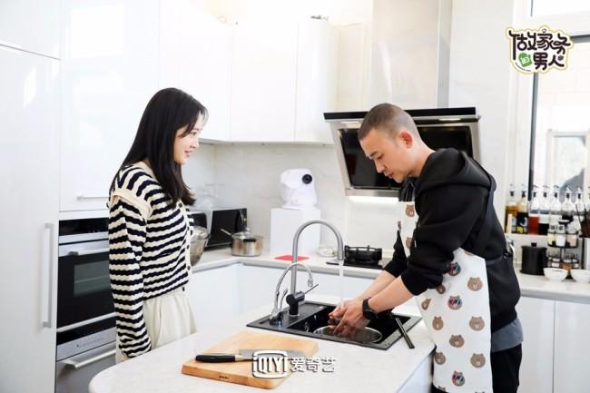 《做家务的男人》第3季 陈学冬烤面包被指像黄景瑜
