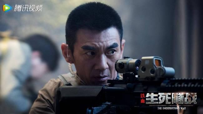《铁血:生死隧战》今日上线 任天野丁海峰双雄对决 演绎地底末世之战