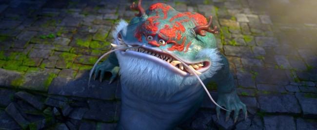 《二郎神之深海蛟龙》片段 画面细节彰显大片品质