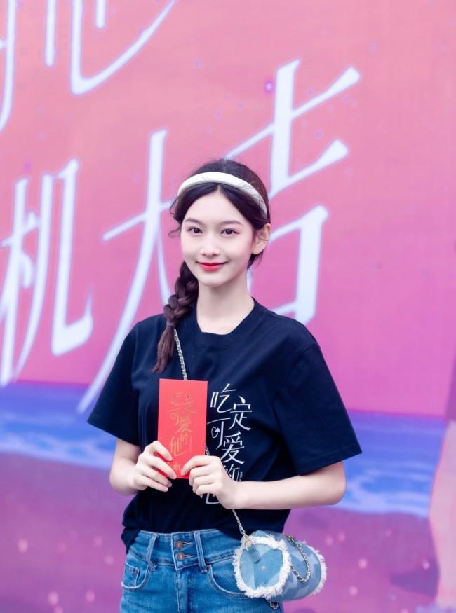 《吃定可爱的他》火热开机 新人演员周铭萱引人关注