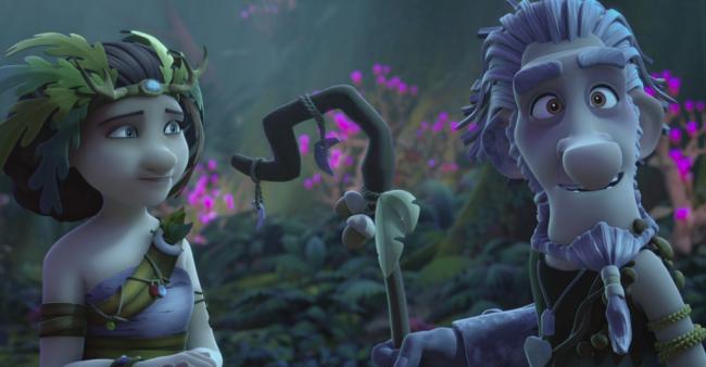 《山海经之小人国》终极预告 探秘山海经奇幻世界