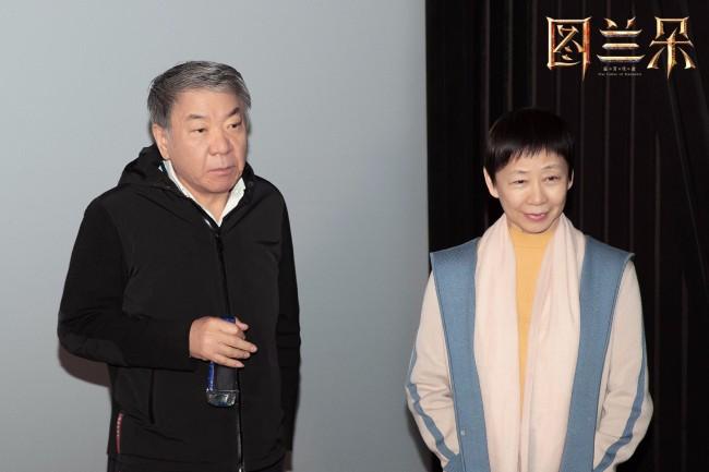 《图兰朵:魔咒缘起》关晓彤留悬念姜文火力全开