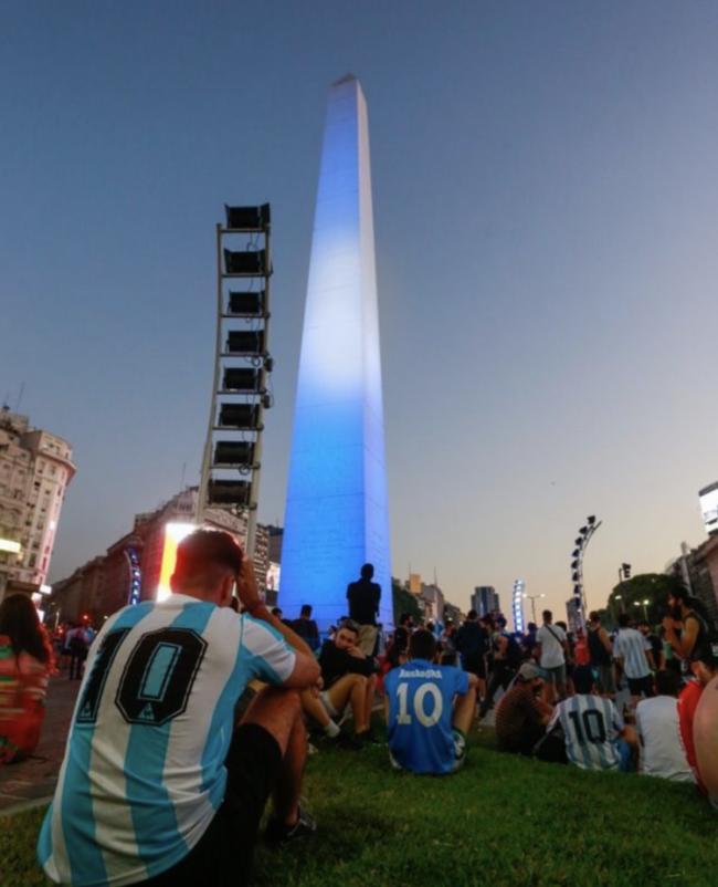 阿根廷准备为马拉多纳举行国葬,马拉多纳从昏迷到去世仅隔720秒