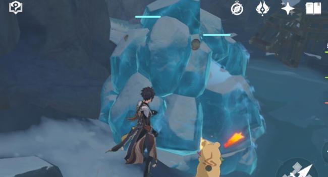 原神雪山三块石碑和日志隐藏任务攻略