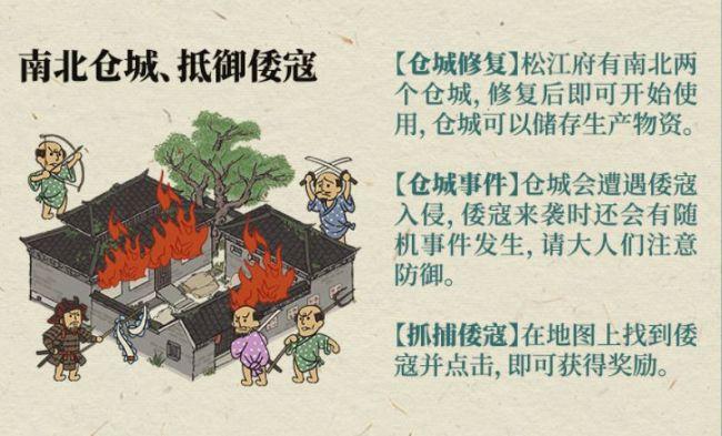 江南百景图仓城玩法攻略