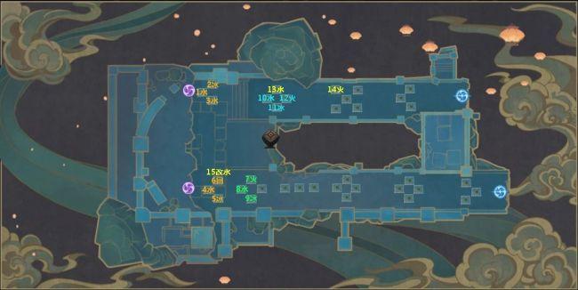 原神难度4去年双燕来还去地图通关攻略