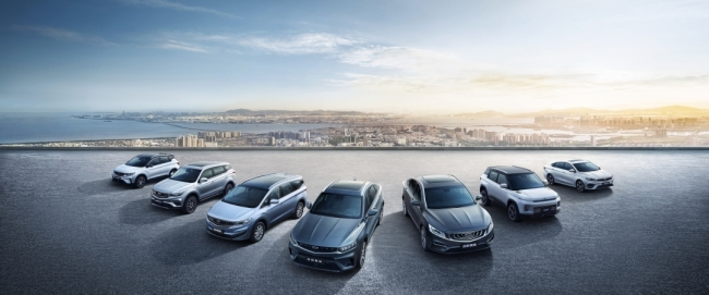 吉利汽车2020年总销量132万辆 海外品牌形象和影响力不断提升