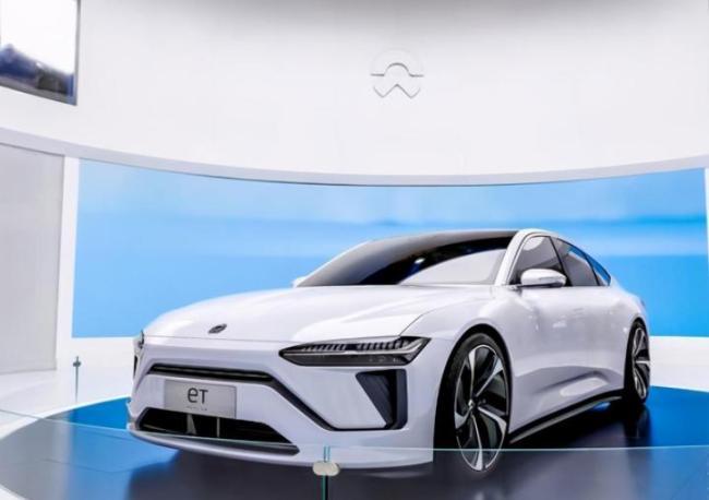 蔚来推出重磅车型 剑指竞争对手特斯拉Model S