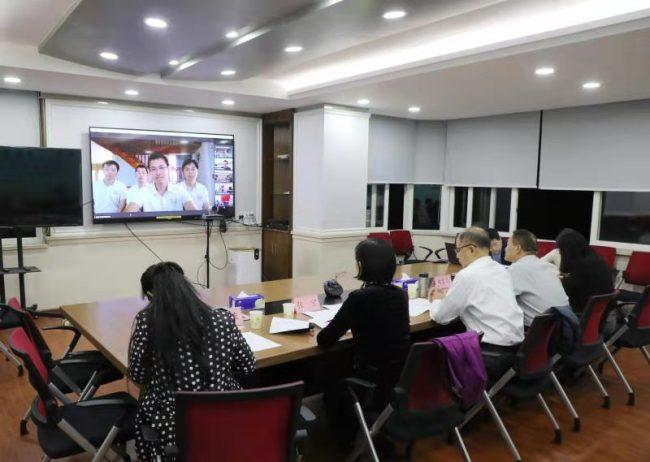 广东为四支援外医疗队送上新春祝福 目前全体医疗队队员状态良好