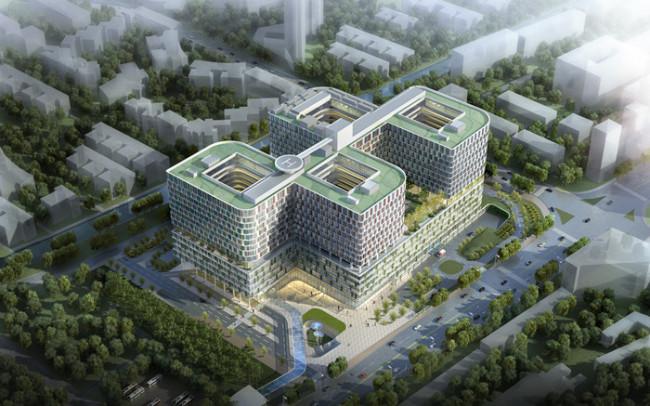 深圳市第二儿童医院预计2023年竣工 建筑面积30.9万平方米