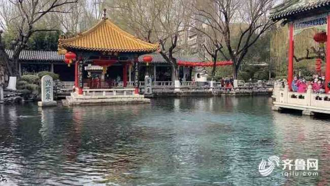 2月15日济南市4A级及以上景区纳客共19.53万人次