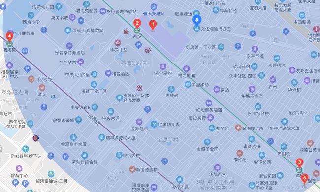 深圳文化潮汕博览园交通指南 附地铁公交参考