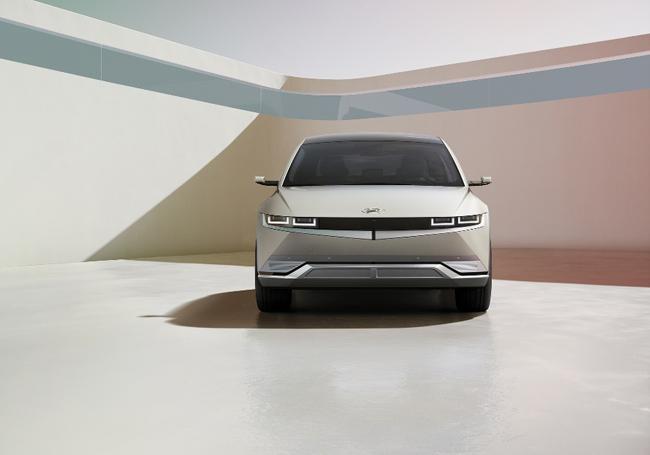 现代汽车IONIQ(艾尼氪) 5全球首秀 树立可持续发展与创新全新标杆
