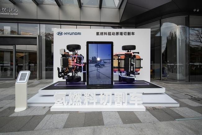 中国首家大型氢燃料电池系统生产厂在广州开发区动工 规划年产6500套