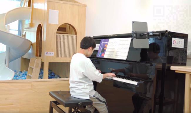 云音符在线钢琴全阶课炙手可热,让孩子快速突破钢琴考试