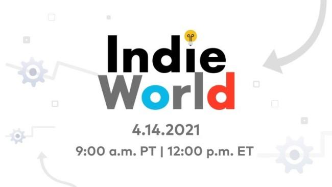 任天堂独立游戏发布会Indie World Showcase直播时间是什么时候