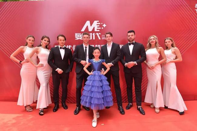 M星·曼时代明星学院《我!就是超模》2021年度电视盛典圆满落幕!